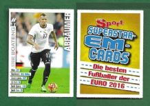 Germany Jerome Boateng Bayern Munich EM16